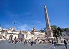 Don Bosco in Piazza del Popolo