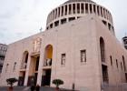 Il Tempio Don Bosco in restauro