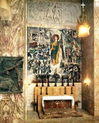 altare angelo custode1