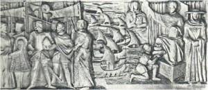 bassorilievo ausiliatrice