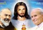 4g – Animazione veglia davanti alle reliquie di Giovanni Paolo II e S. Pio – La rinascita in Cristo