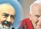 """""""In cammino in compagnia dei Santi"""" – Le reliquie di Giovanni Paolo II e S. Pio da Pietrelcina al Don Bosco"""