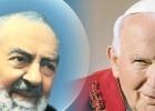 4a – Animazione veglia davanti alle reliquie di Giovanni Paolo II e S. Pio – L'Eucarestia