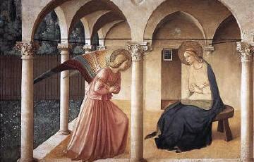 Immacolata Concezione Beato Angelico