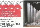 Vespri di S. Cecilia cantati – 22 novembre