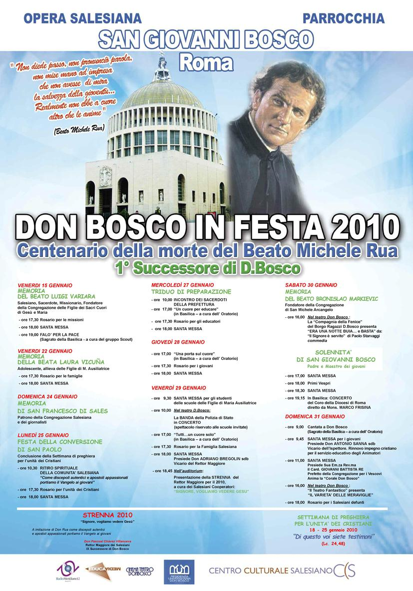 DON BOSCO IN FESTA 2010