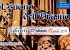 Il Suono dell'Organo – Concerti Natale 2011