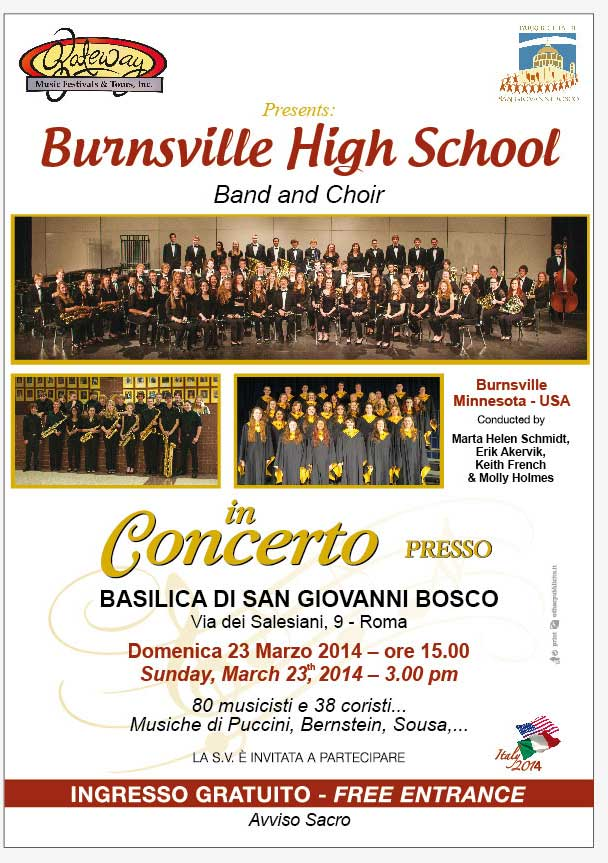 concerto burnsville
