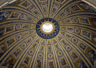 5. Sulla cupola di San Pietro