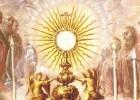 """Solennità del """"Corpo e Sangue di Cristo"""" – Processione in piazza"""