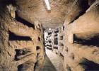 9. Le catacombe di San Pancrazio