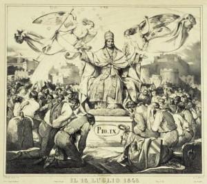 Cornienti_Giuseppe_-_allegoria_del_16_luglio_1846_con_Pio_IX_in_trionfo_-litogr_-1846
