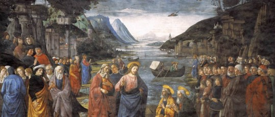 Ghirlandaio,_Domenico_-_Calling_of_the_Apostles_-_1481