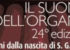 Il Suono dell'organo – I concerti del Bicentenario: concerto di Primavera per organo solo
