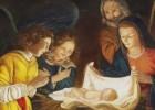 """""""Tu sei mio figlio, oggi ti ho generato"""" (Sal 2, 7)"""
