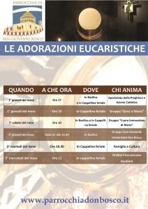 Adorazioni Don Bosco