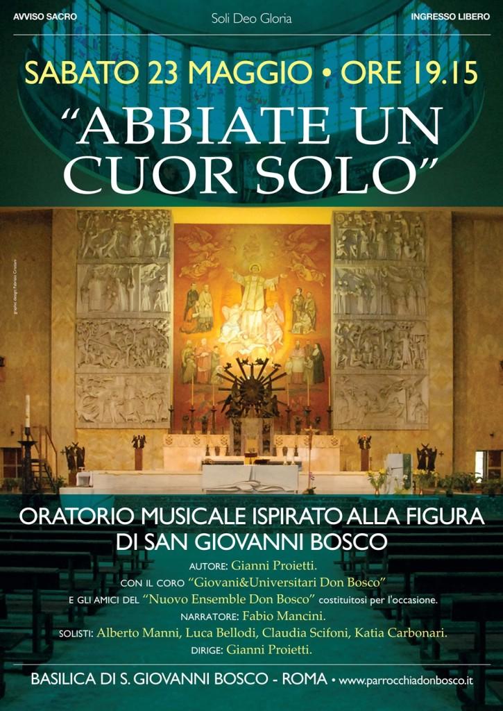 Locandina Oratorio R