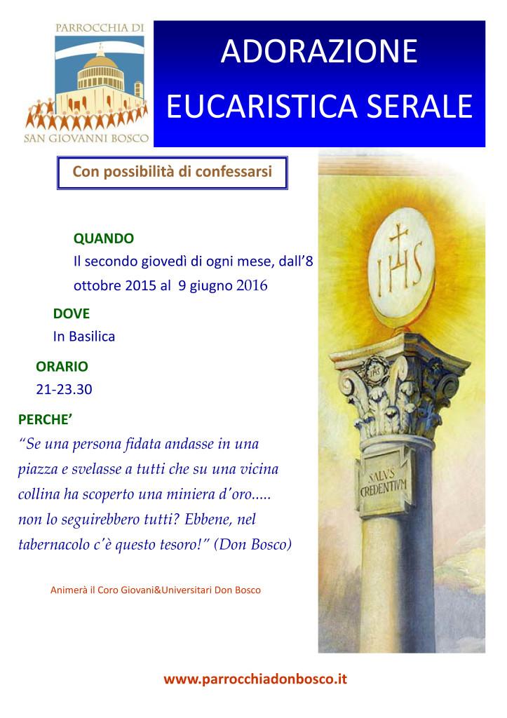 Adorazione Bicentenario2015-2016