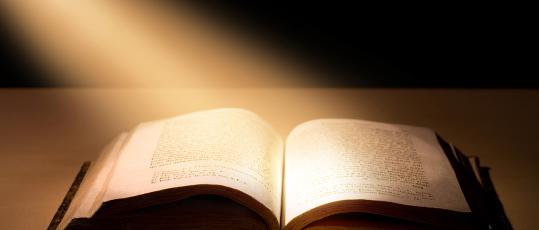 bibbia luce