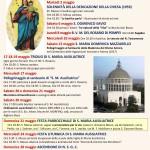 FESTA DI MARIA AUSILIATRICE - PROGRAMMA