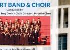 "Concerto della ""Aragon High School Orchestra"""