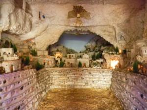 """Visita al """"Presepe dei Romani"""""""