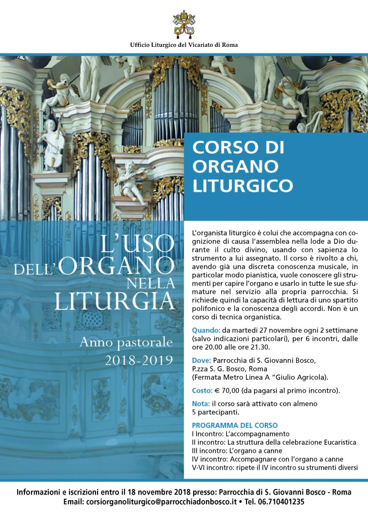 LocandinaA3 2018-2019 - liturgico
