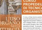 L'uso dell'organo nella Liturgia – Corso propedeutico di Organo Liturgico