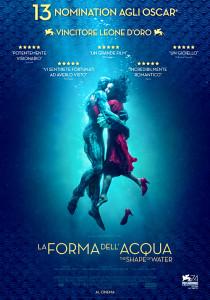 La Forma dell' Acqua - The Shape of Water @ Cineteatro Don Bosco