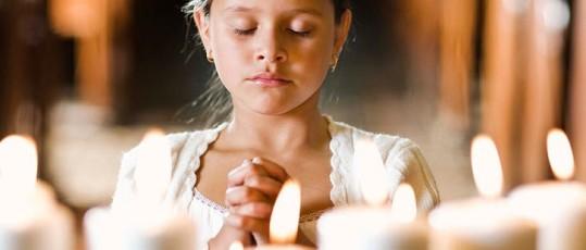 Praying-Child