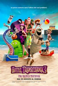 Hotel Transylvania 3 - Una Vacanza Mostruosa @ Cineteatro Don Bosco