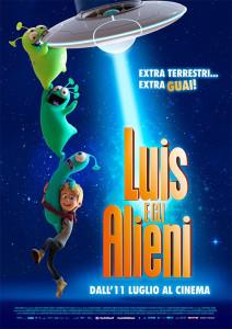 Luis e gli Alieni @ Cineteatro Don Bosco