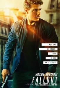 Mission Impossible - Fallout @ Cineteatro Don Bosco