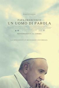 Papa Francesco - UN UOMO DI PAROLA @ Cineteatro Don Bosco