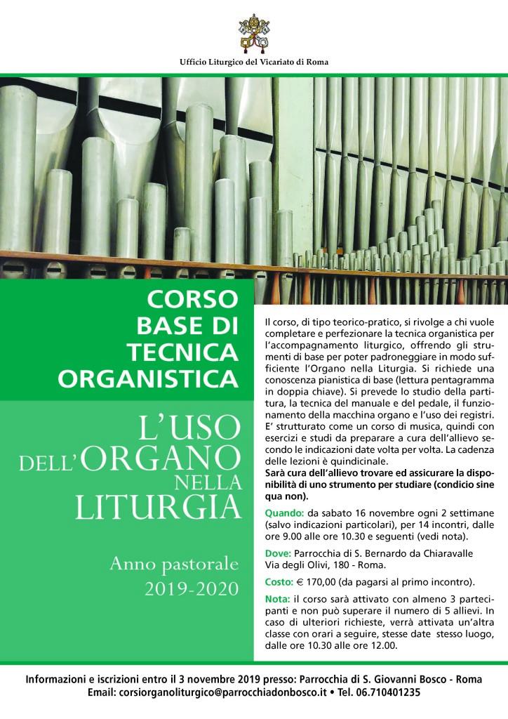 Organo base 19-20