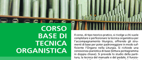 Organo base 19-20r