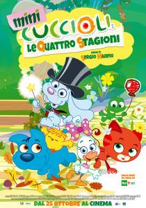 Minicuccioli - Le 4 Stagioni @ Cineteatro Don Bosco