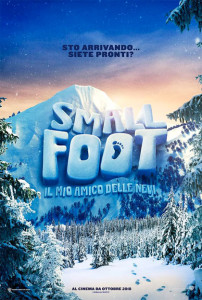 Small Foot: Il mio Amico delle nevi @ Cineteatro Don Bosco