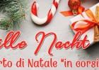 """""""Stille Nacht"""": concerto di Natale """"in corsia"""""""