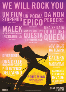 Bohemian Rhapsody @ Cineteatro Don Bosco