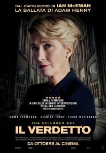 Il Verdetto - The Children Act @ Cineteatro Don Bosco