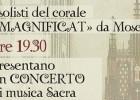 """Concerto """"Magnificat"""" nel giorno della festa di S. Giovanni Bosco"""