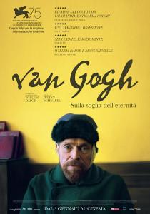 Van Gogh - Sulla soglia dell'Eternità @ Cineteatro Don Bosco