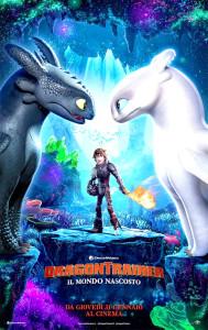 Dragon Trainer: Il Mondo Nascosto @ Cineteatro Don Bosco