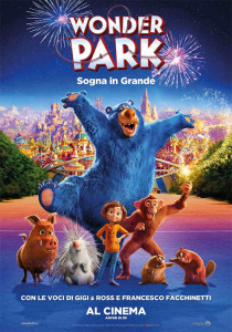 Wonder Park @ Cineteatro Don Bosco
