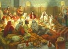 """9 – """"Voi rimanete nella città di Gerusalemme, finché siate rivestiti di potenza dall'alto."""" (Lc 24, 49)"""