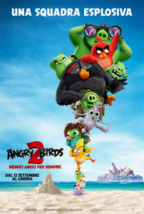 Angry Birds 2 - Amici Nemici per sempre @ Cineteatro Don Bosco