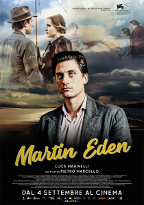 Martin Eden @ Cineteatro Don Bosco
