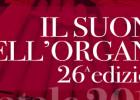 Il Suono dell'organo – concerti di Natale 2019