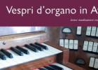 Vespri d'organo in Avvento